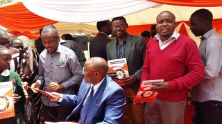 WESTLANDS MP TIM WANYONYI LAUNCHES STRATEGIC PLAN
