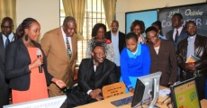HON TIM WANYONYI'S WESTLANDS ICT PROJECT CELEBRATED